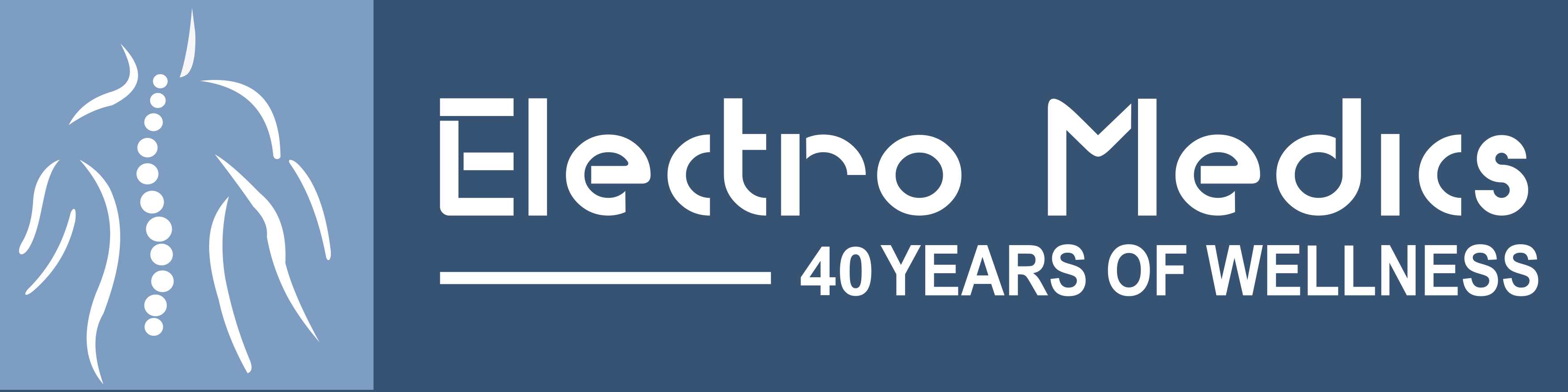 Electro Medics - 40 years of wellness