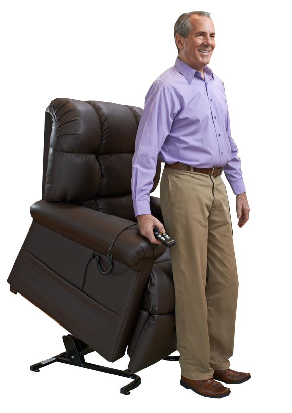 Rise and Recline Massage Chair